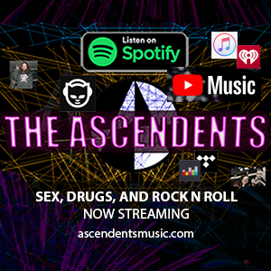The Ascendents Stream and buy the CD