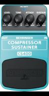 Behringer Compressor Pedal Sustainer CS400