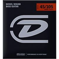 Dunlop Nickel Wound Bass Strings 45-105
