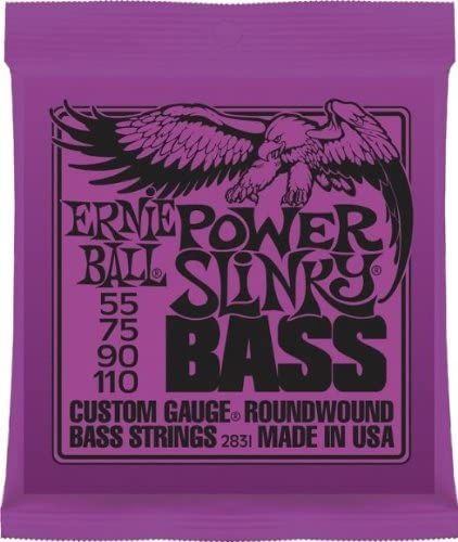 Power Slinky Bass Strings 2831