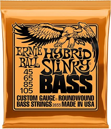 Hybrid Slinky Bass Strings 2833