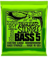5-String Regular Slinky Bass Strings 2836