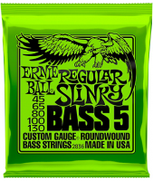 5-String Regular Slinky Bass Strings 2836