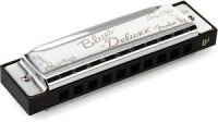 Fender Blues Deluxe Harmonica Key of Bb