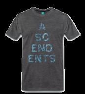 Ascendents Letters T-shirt