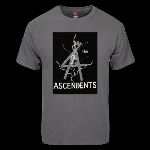 Ascendents Vintage 2013 Gray-Black T-shirt