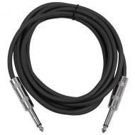 "10ft Noiseless 1/4"" to 1/4"" Guitar Cable"