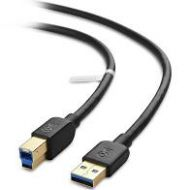 USB-B to USB-A 10ft Cable Matters