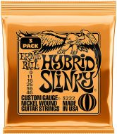 Ernie Ball 3222 Regular Slinky Nickel Wound Electric Guitar String Sets, 3 Pack, 9-46