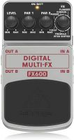 Behringer FX600 Multi Effects Pedal