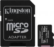 Kingston 64GB MicroSD w/ adapter